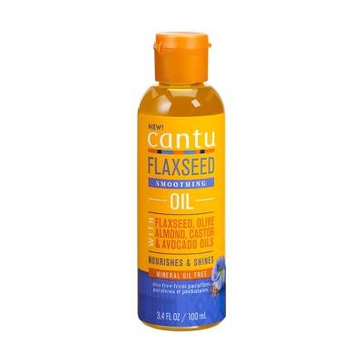Cantu Flaxseed Smoothing Oil - 3.4 fl oz