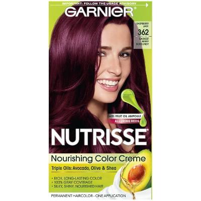 fructis hair dye colors caramel target garnier nutrisse nourishing permanent hair color creme dark nude brown