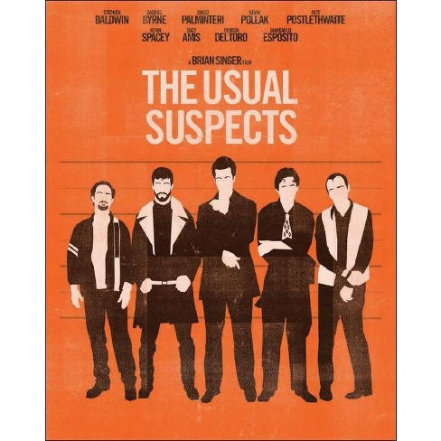 The Usual Suspects [Blu-ray] - image 1 of 1