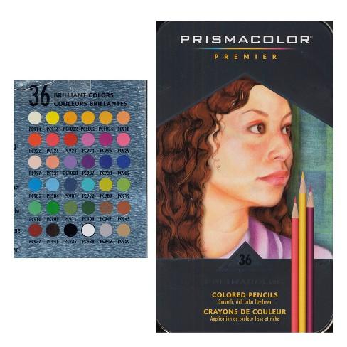 Premier Colored Pencil Set - Prismacolor 36ct - image 1 of 1