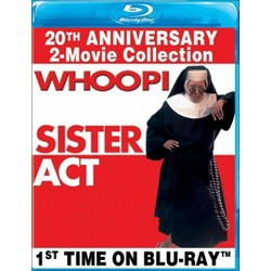 Sister Act / Sister Act 2: Back In The Habit (Blu-ray)