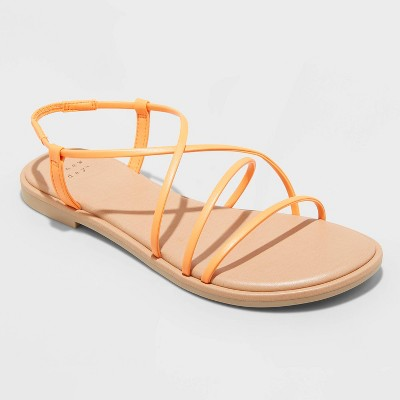 Women's Sierra Strappy Sandals - A New Day™