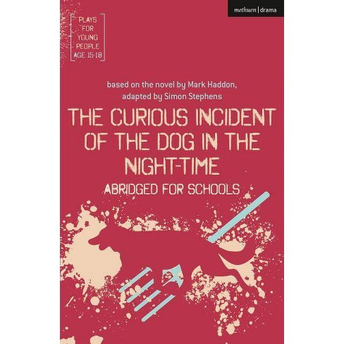 The Curious Incident of the Dog in the Night-Time - (Plays for Young People) by  Simon Stephens - image 1 of 1