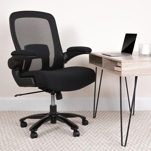 Flash Furniture Hercules Series Big Tall Black Mesh Executive Swivel Chair, Where Is Flash Furniture Made