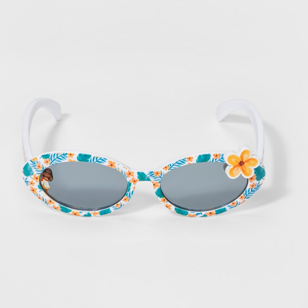 Girls' Disney Moana Sunglasses - One Size, Multi-Colored