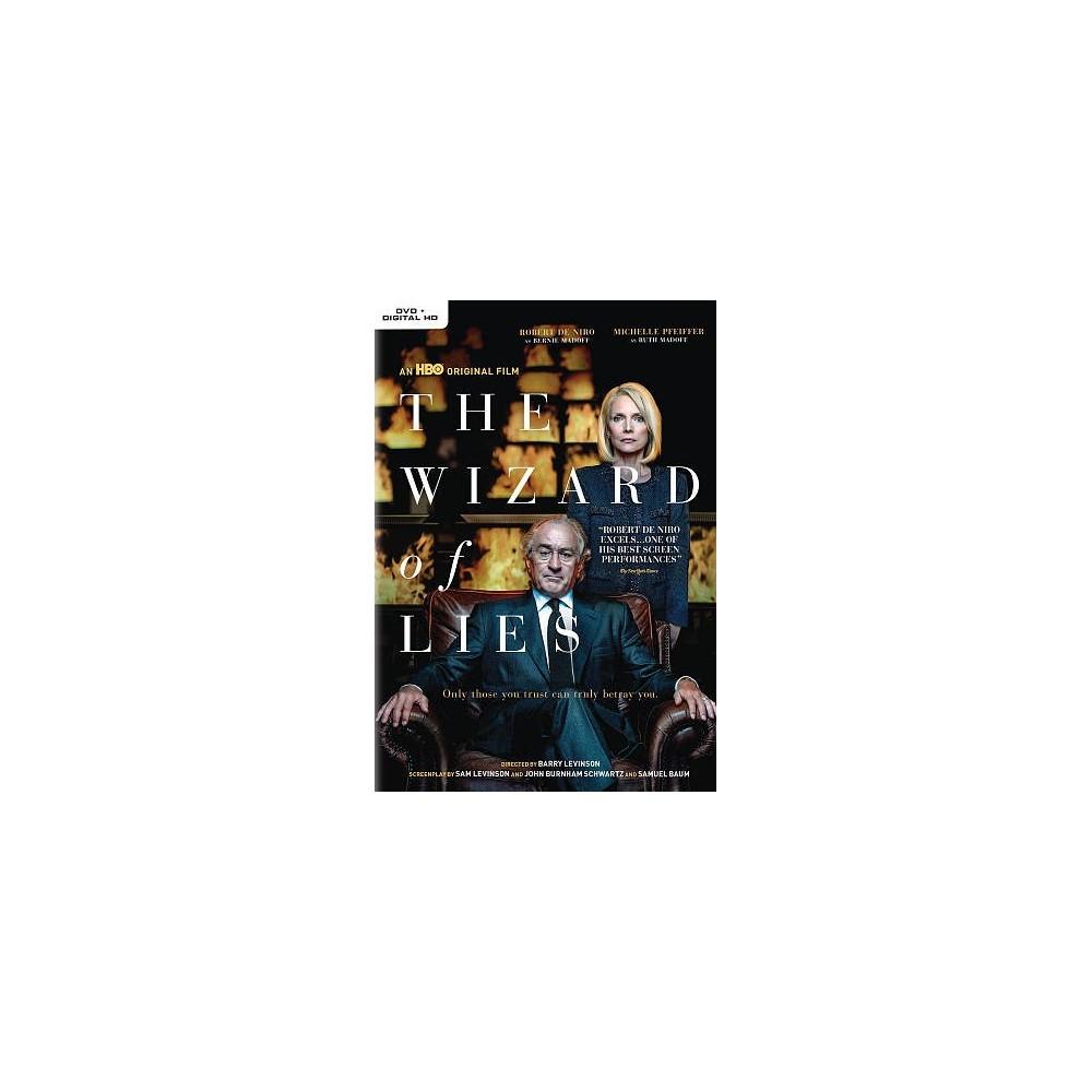 Wizard of lies (Dvd), Movies