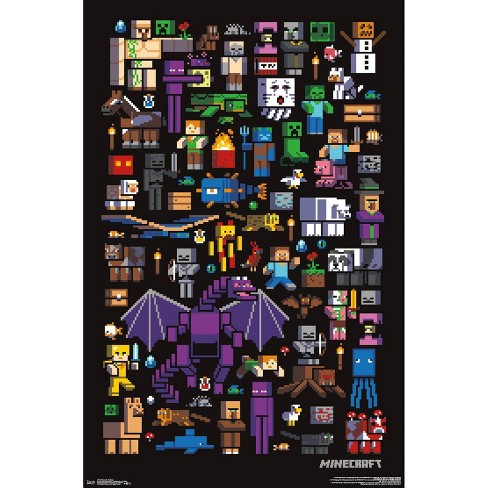 """34""""x23"""" Mobbery Unframed Wall Poster Print - Trends International - image 1 of 2"""