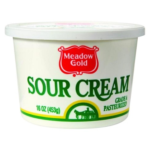 Meadow Gold Sour Cream - 16oz - image 1 of 1