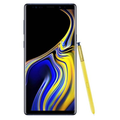 Samsung Note 9  (128GB) GSM Pre-Owned Unlocked Phone - Blue