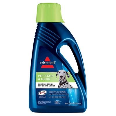 BISSELL® 2X Pet Stain & Odor 60oz. Upright Carpet Cleaner Formula - 99K52