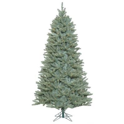 6.5ft Pre-Lit Colorado Blue Dura-Lit Artificial Tree 650CL - Vickerman