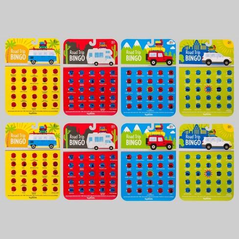 8pk Road Trip Bingo - Toysmith - image 1 of 5