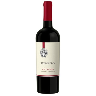 Diseno Red Blend Wine - 750ml Bottle