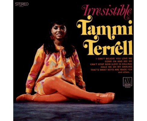 Tammi Terrell - Irresistible (CD) - image 1 of 1