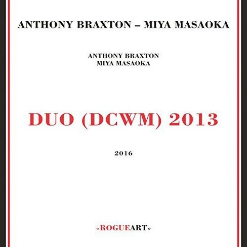Anthony Braxton - Duo (Dcwm) 2013 (CD) - image 1 of 1