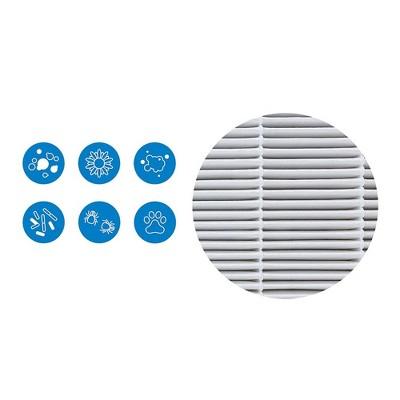 Blueair 500/600 series Particle Air Control Filter Kit White