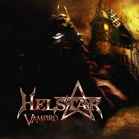 Helstar - Vampiro (CD) - image 1 of 1
