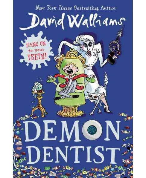 Demon Dentist (Reprint) (Paperback) (David Walliams) - image 1 of 1