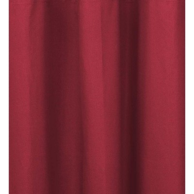 "72""L Thermalogic Energy Efficient Insulated Tab-Top Curtain Pair"