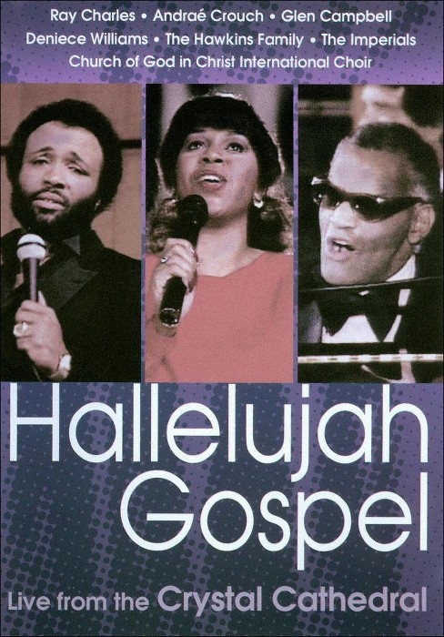 Hallelujah gospel:Live from the cryst (DVD) - image 1 of 1