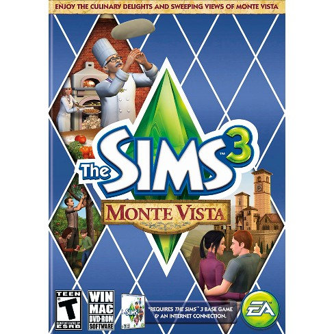 The Sims 3: Monte Vista - PC Game (Digital) - image 1 of 3