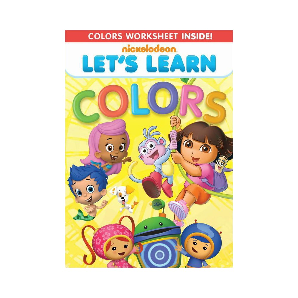 Let's Learn: Colors (dvd_video)