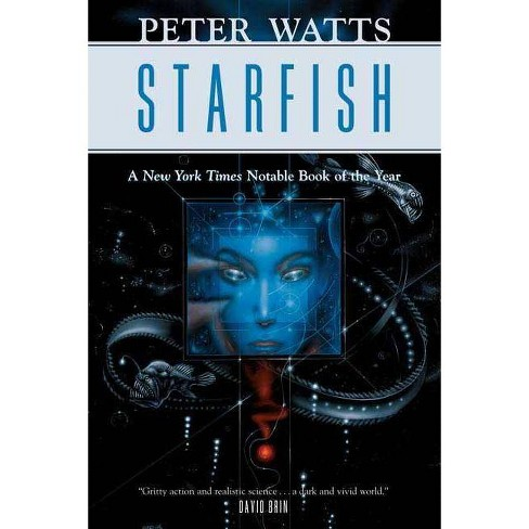 Starfish - (Rifters Trilogy) by  Peter Watts (Paperback) - image 1 of 1