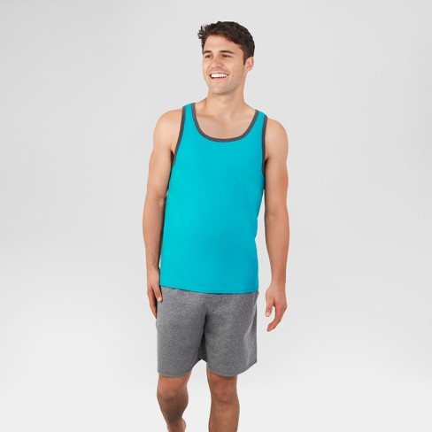 Fruit of the Loom Select Men's Tank - Black - image 1 of 1