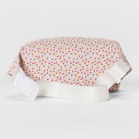 d16e8c5d0de3 Girls  Sprinkle Print Fanny Pack - Art Class™ Pink   Target