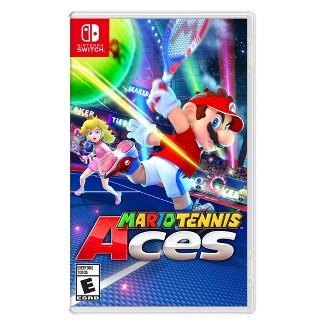 Mario Tennis Aces - Nintendo