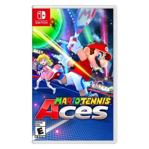 Mario Tennis Aces Nintendo Target