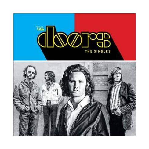 The Doors - The Singles (CD) - image 1 of 1