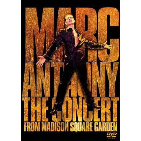 Marc Anthony: Concert from Madison Square Garden (DVD) - image 1 of 1