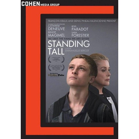 Standing Tall (DVD)(2016) - image 1 of 1