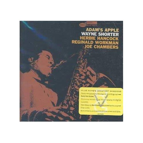 Wayne Shorter - Adam's Apple (Bonus Track) (Remaster) (CD) - image 1 of 1