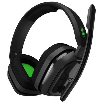 Astro Gaming A10 Wired Stereo Gaming Headset for Xbox One/Series X|S - Green/Black