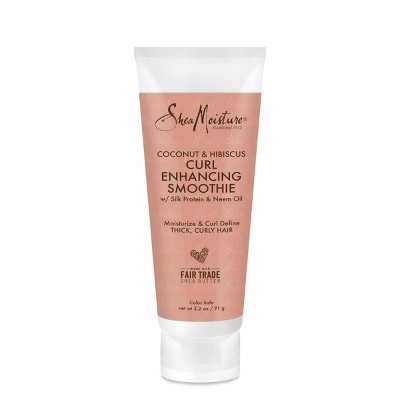 SheaMoisture Coconut & Hibiscus Curl Enhancing Smoothie - 3.2oz