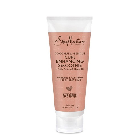 SheaMoisture Coconut & Hibiscus Curl Enhancing Smoothie - 3.2oz - image 1 of 3