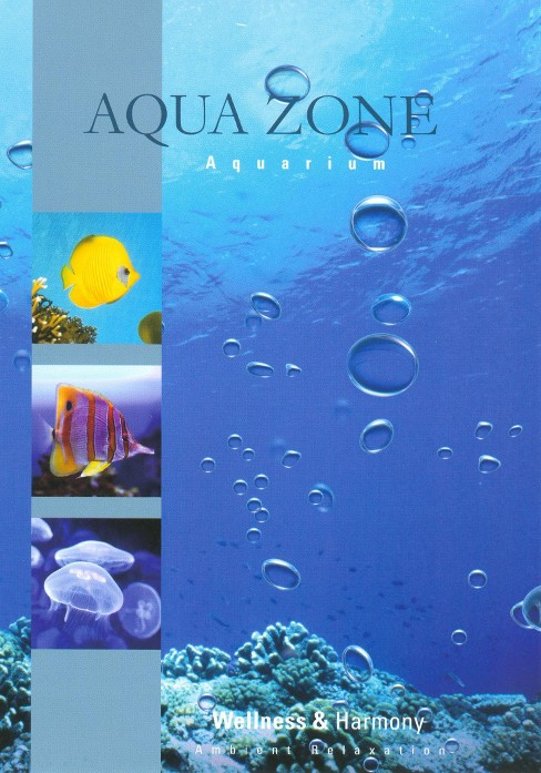 Wellness & harmony:Aqua zone aquarium (DVD) - image 1 of 1