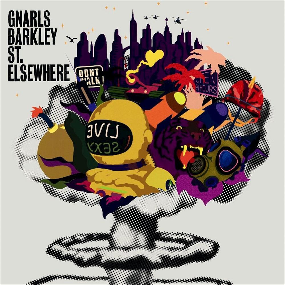 Gnarls Barkley - St Elsewhere (Vinyl)