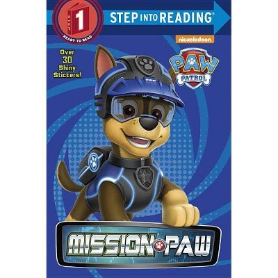 PAW Patrol MISSION PAW - DELUXE SIR 03/14/2017 (Paperback)