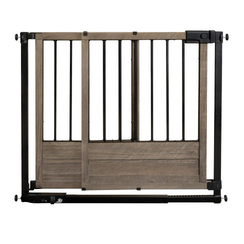 Summer Infant Rustic Home Safety Gate Barnwood Target