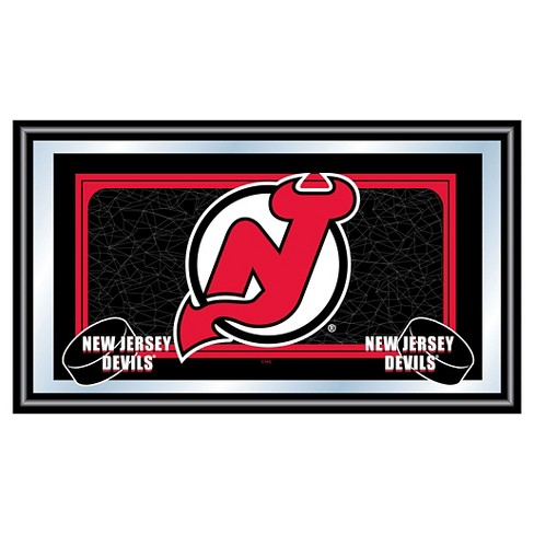 New Jersey Devils Team Logo Wall Mirror - image 1 of 1