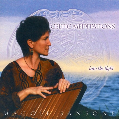 Maggie sansone - Celtic meditations:Into the light (CD) - image 1 of 1