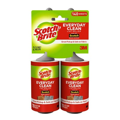 Scotch Lint Roller - 70 Sheets