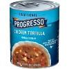 Progresso Traditional Tortilla Y Pollo Chicken Tortilla Soup - 18.5oz - image 3 of 3