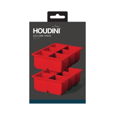 Houdini 2pk Ice Cube Mold