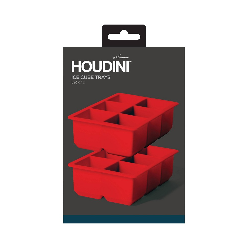 Image of Houdini 2pk Ice Cube Mold