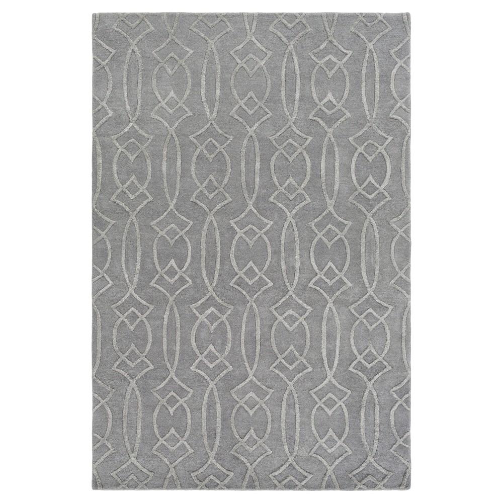 Severo Area Rug - Medium Gray - (2' x 3') - Surya