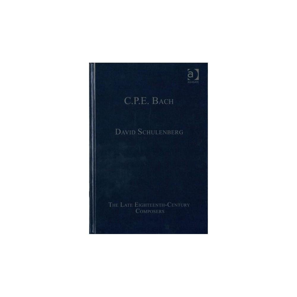 C. P. E. Bach (Hardcover)
